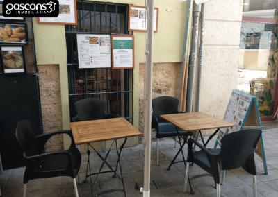 Bar Victoria, centro de valencia, Gascons3 Inmobiliaria, ciutat vella