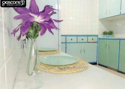 piso en alquiler centro de valencia, Cocina