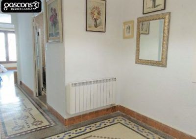 piso en alquiler centro de valencia, pasillo