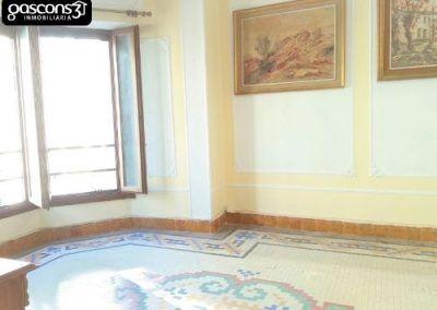 piso en alquiler centro de valencia, salon