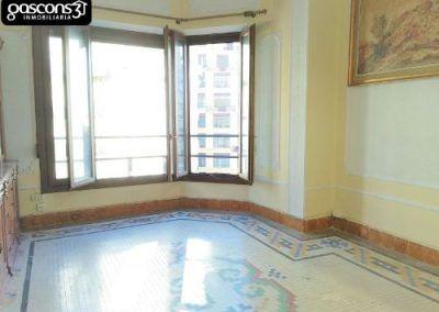 piso en alquiler centro de valencia, salon 2